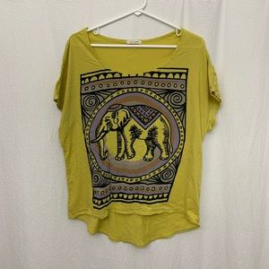 Urban Outfitters Elephant Top
